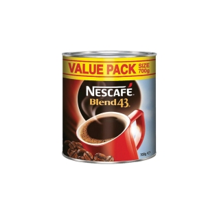 NESCAFE BLEND 43 COFFEE TIN 700G - 1 TIN