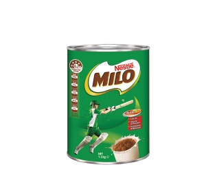 NESTLE MILO CHOCOLATE DRINKING TIN 1.5KG