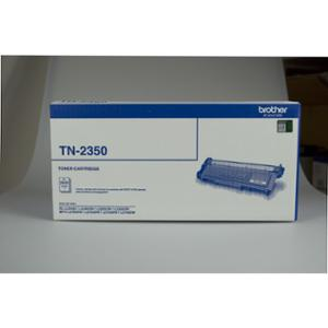 BROTHER TN-2350 MONO LASER TONER HIGH YIELD CARTRIDGE BLACK - EACH