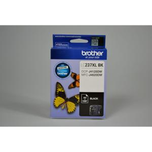 BROTHER LC-237XL INK CARTRIDGE BLACK - EACH
