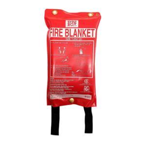 BANTEX FIRE BLANKET 1.2M X 1.2M - EACH