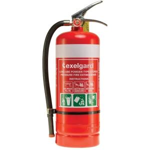 TRAFALGAR FIRE EXTINGUISHER 2.0KG - EACH