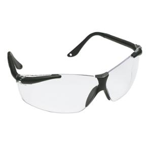 3M SX SERIES SAFETY GLASSES CLEAR LENS - EACH