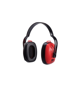 3M ECONOMY EARMUFFS RED - EACH
