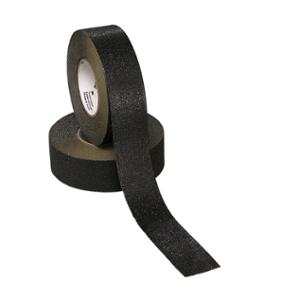 3M SAFETY WALK SLIP RESISTANT GENERAL PURPOSE TAPE 25MM X 18M BLACK - ROLL