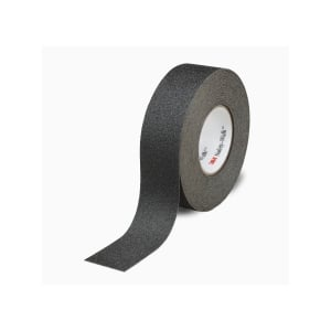 3M SAFETY WALK SLIP RESISTANT GENERAL PURPOSE TAPE 50MM X 18M BLACK - ROLL