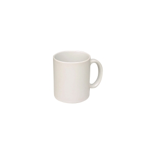 CONNOISSEUR WHITE ALL PURPOSE COFFEE MUG 300ML - SET OF 6