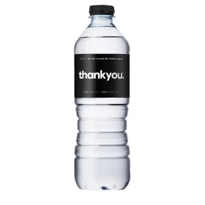 THANKYOU SPRING WATER 600ML - PACK OF 12