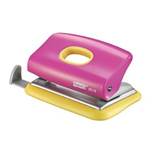 RAPID FC10 HOLE PUNCH PINK/YELLOW