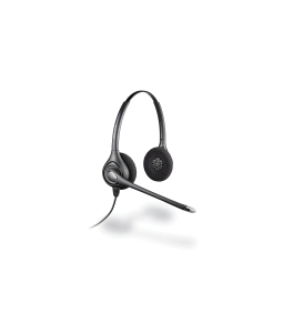 PLANTRONICS SUPRAPLUS HW261N BINUARAL CORDED HEADSET - EACH