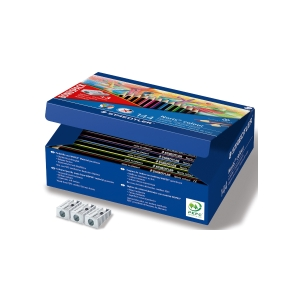 STAEDTLER NORIS COLOUR COLOURED PENCILS ASSORTED - BOX OF 144