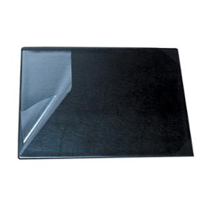 BANTEX DESK MAT 490 X 650MM BLACK - EACH