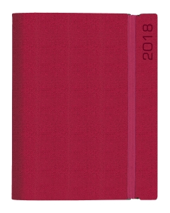 COLLINS URBAN DIARY A5 DAY TO PAGE PINK - EACH