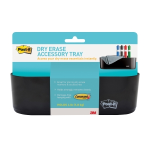 POST IT DRY ERASE ACCESSORY TRAY - EACH