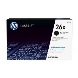HP CF226X HIGH YIELD TONER LASERJET CARTRIDGE BLACK - EACH
