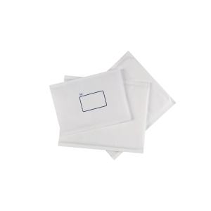 CUMBERLAND PAPER LINED BUBBLE BAG 240 X 340MM WHITE - PACK OF 5