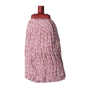 OATES CONTRACTOR MOP REFILL RED 400G - EACH