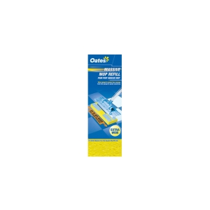 OATES MASSIVE FOUR POST SQUEEZE MOP REFILL - EACH