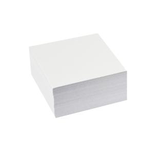 ITALPLAST MEMO CUBE REFILLS 500 SHEET WHITE - EACH