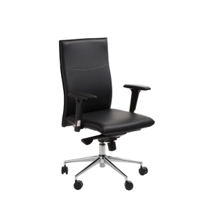 ACE GRAEME EXECUTIVE CHAIR BLACK - EACH