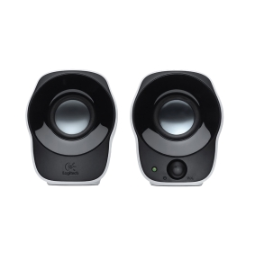 LOGITECH Z120 STEREO SPEAKER 2.0 BLACK AND WHITE - EACH