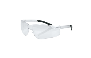 FRONTIER KOKODA SAFETY GLASSES CLEAR LENS - EACH