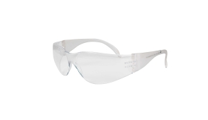 FRONTIER VISION X SAFETY GLASSES CLEAR LENS - EACH