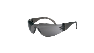 FRONTIER VISION X SAFETY GLASSES SMOKE LENS - EACH