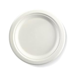 BIOPAK BIOCANE PLATE 9 INCH 125 SLEEVE - EACH