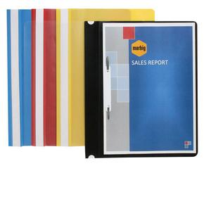 MARBIG PROJECT ECONOMY FLAT FILE A4 BLUE - EACH