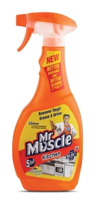 MR MUSCLE ALL-PURPOSE CLEANER 500ML - EACH