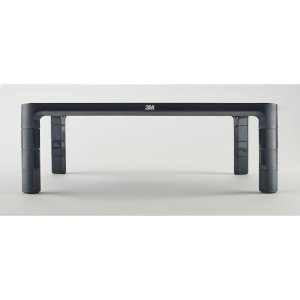 3M MS85B ADJUSTABLE MONITOR STAND - EACH