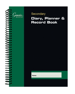 SECONDARY TEACHER A4 WEEK VIEW UNDATED PLANNER DIARY-EACH **WHILE STOCKS LAST**