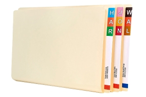 AVERY BUFF SHELF LATERAL FILE, EXTRA H/WEIGHT, FOOLSCAP, 100 FILES