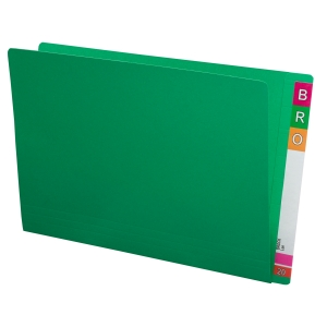 AVERY GREEN SHELF LATERAL FILE, EXTRA H/WEIGHT, FOOLSCAP, 100 FILES
