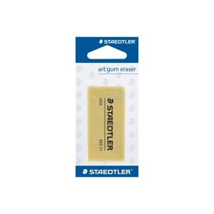 STAEDTLER ART GUM ERASER 50 X 25 X 19MM - EACH