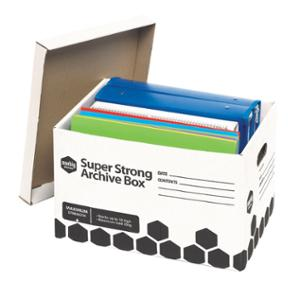 MARBIG ARCHIVE SUPER STRONG 320X420X260MM - PACK OF 12