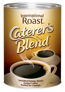 INTERNATIONAL ROAST CATERER BLEND COFFEE TIN 1KG - EACH