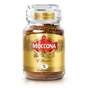 MOCCONA CLASSIC COFFEE JAR 200 GRAM - EACH