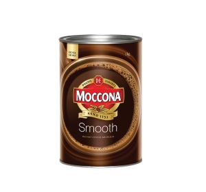 MOCCONA GRANULATED COFFEE TIN 1KG  - EACH