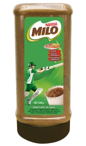 NESTLE MILO CHOCOLATE JAR 500G - EACH