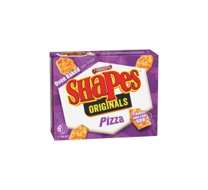 ARNOTT S BISCUITS SHAPES PIZZA 190G - EACH