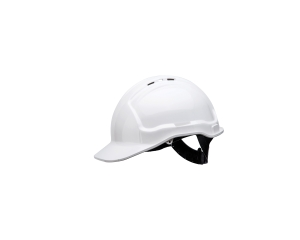 TUFFGUARD VENTED HARD HAT WHITE - EACH