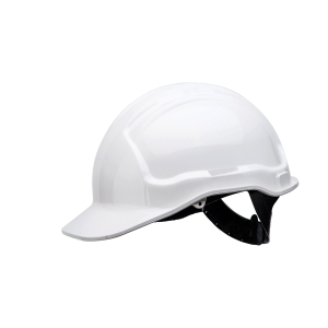 TUFFGUARD NON-VENTED HARD HAT WHITE - EACH
