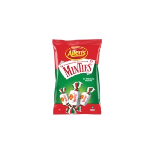 ALLEN S CONFECTIONARY MINTIES 1KG - EACH
