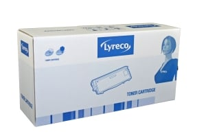 LYRECO REMANUFACTURED LASER TONER CARTRIDGE BROTHER TN-2330  BLACK - EACH
