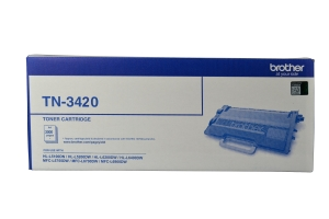 BROTHER TN-3420 TONER BLACK - EACH