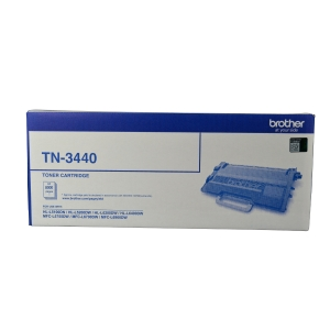 BROTHER TN-3440 TONER BLACK - EACH