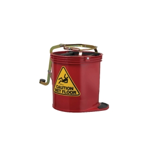 OATES CONTRACTOR WRINGER BUCKET RED 15L - EACH