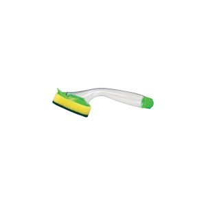 CLEANLINK DISH WAND WITH REPLACEABLE SPONGE - EACH